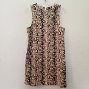 Free People Fitted Knit Dress